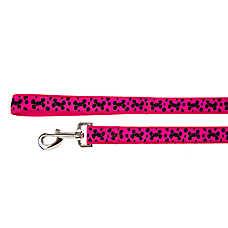 Material Girl Pets Roxy Bone Dog Leash