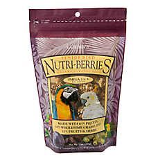 Lafeber's® Nutri-Berries Senior Dry Bird Food