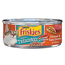 Purina® Friskies® Chicken & Tuna Tasty Treasures Cat Food