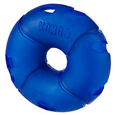 KONG® Pawzzels Donut Interactive Dog Toy
