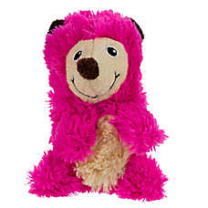 KONG® Huggz Hedgehog Dog Toy - Squeaker