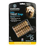 Starmark Edible Treat Rings - Chicken Flavor