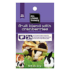 All Living Things® Fruit Blend with Cranberries Treats