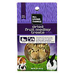 All Living Things® Dried Fruit Medley Small Animal Treats