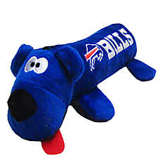 Buffalo Bills NFL Tube Dog Toy