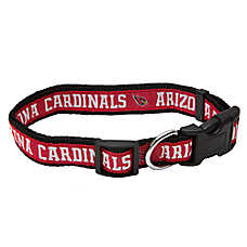 Arizona Cardinals NFL Adjustable Dog Collar