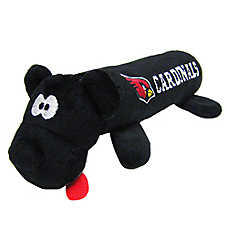 Arizona Cardinals NFL Tube Dog Toy