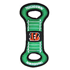 Cincinnati Bengals NFL Field Dog Toy