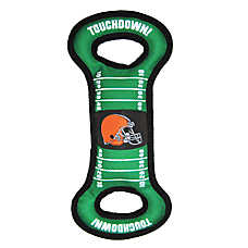Cleveland Browns NFL Field Dog Toy