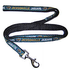 Jacksonville Jaguars NFL Dog Leash
