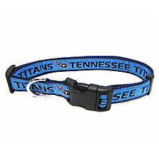 Tennessee Titans NFL Dog Collar