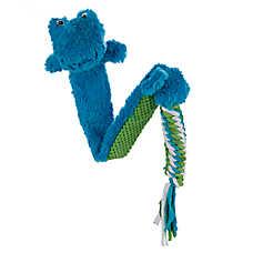 KONG® Winders Alligator Dog Toy - Squeaker