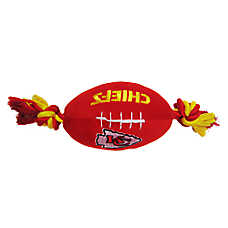 Kansas City Cheifs NFL Football Dog Toy
