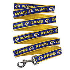 Los Angeles Rams NFL Dog Leash