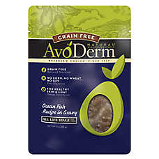 AvoDerm® Natural Cat Food - Grain Free, Ocean Fish