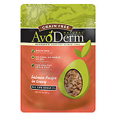 AvoDerm® Natural Cat Food - Grain Free, Salmon