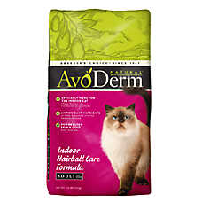 AvoDerm® Natural Indoor Hairball Care Adult Cat Food - Chicken