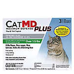 Cat MD Plus Maximun Defense Flea & Tick Topical (Compare to FRONTLINE® Plus)