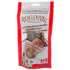 ROLLOVER™Salmon Stuffed Chewbies Small Dog Treat