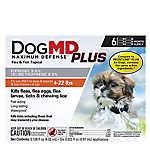 Dog MD™ Plus 4-22 Lb Dog Flea & Tick Treatment (Compare to FRONTLINE® Plus)