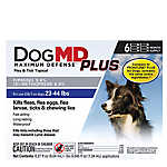 Dog MD™ Plus 23-44 Lb Dog Flea & Tick Treatment (Compare to FRONTLINE® Plus)