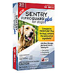 SENTRY® Fiproguard® Plus 45-88 Lb Flea & Tick Treatment (Compare to FRONTLINE® Plus)