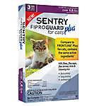 SENTRY® Fiproguard® Plus Over 1.5 Lb Cat Flea & Tick Treatment (Compare to FRONTLINE® Plus)