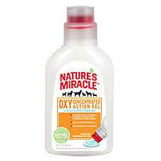 NATURE'S MIRACLE® Oxy Concentrated Action Gel Spot Remover