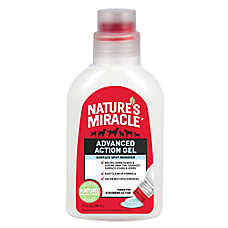 NATURE'S MIRACLE® Advanced Action Gel Surface Spot Remover