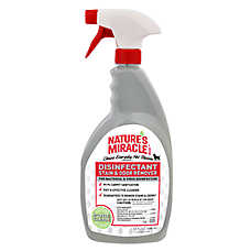 NATURE'S MIRACLE® Disinfectant Stain & Odor Remover Dog Solution