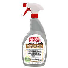 NATURE'S MIRACLE® Floor Cleaner Disinfectant Spray