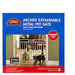 Grreat Choice® Extra Tall Arched Expandable Pet Gate