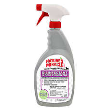 Nature's Miracle® Disinfectant & Odor Eliminator Dog Spray