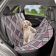 Top Paw® Plaid Fashion Hammock Seat Protector