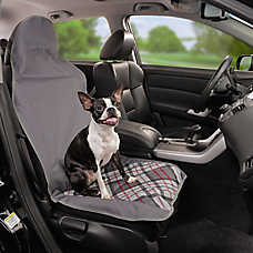 Top Paw® Plaid Fashion Bucket Seat Protector