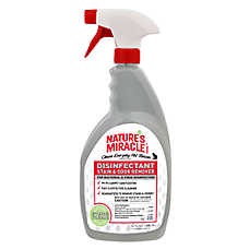 Nature's Miracle® Disinfectant Stain & Odor Remover Cat Solution