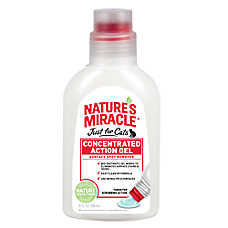 NATURE'S MIRACLE® Concentrated Action Gel Spot Remover