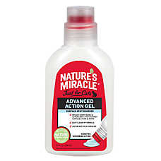 NATURE'S MIRACLE® Advanced Action Gel Cat Spot Remover