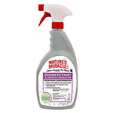 NATURE'S MIRACLE® Disinfectant & Odor Eliminator Cat Spay
