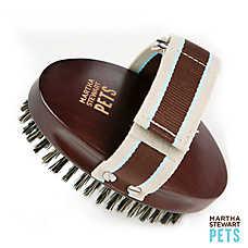 Martha Stewart Pets® Palm Bristle Dog Brush