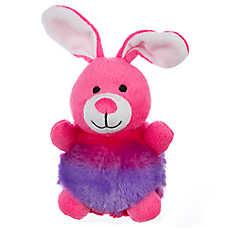 Grreat Choice® Rabbit Dog Toy - Tie Dye, Squeaker