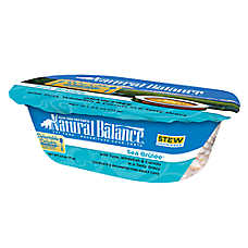 Natural Balance Delectable Delights Adult Cat Food - Grain Free, Sea Brulee, Stew