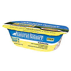 Natural Balance Delectable Delights Adult Cat Food - Grain Free, Catatouille, Stew