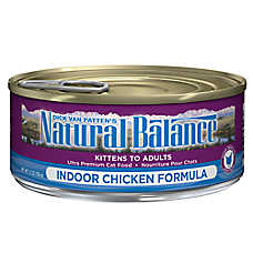 Natural Balance Ultra Premium Cat Food - Indoor Formula