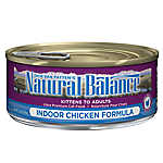 Natural Balance Ultra Premium Cat Food - Indoor Formula