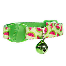 Whisker City™ Watermelon Kitten Collar