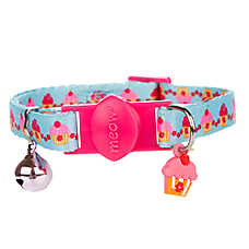 Whisker City™ Cupcake Cat Collar
