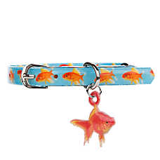 Whisker City™ Goldfish Cat Collar