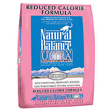 Natural Balance Original Ultra Reduced Calorie Adult Cat Food - Chicken Meal