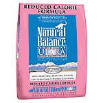 Natural Balance Original Ultra Reduced Calorie Adult Cat Food - Chicken Meal